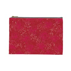 Abstraction Cosmetic Bag (Large)