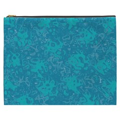 Abstraction Cosmetic Bag (XXXL)
