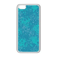 Abstraction Apple iPhone 5C Seamless Case (White)