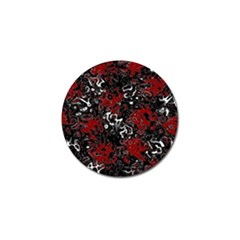 Abstraction Golf Ball Marker (10 pack)