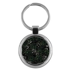 Abstraction Key Chains (Round)