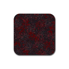 Abstraction Rubber Coaster (Square)
