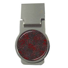 Abstraction Money Clips (Round)