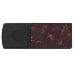 Abstraction USB Flash Drive Rectangular (2 GB)