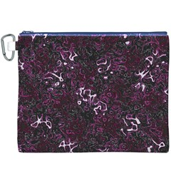 Abstraction Canvas Cosmetic Bag (XXXL)