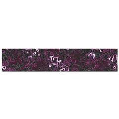 Abstraction Flano Scarf (Small)