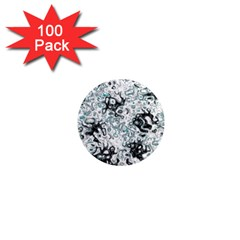 Abstraction 1  Mini Magnets (100 pack)