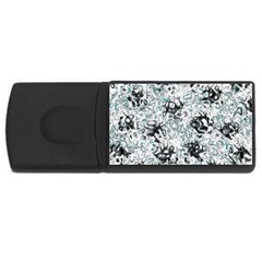 Abstraction USB Flash Drive Rectangular (4 GB)
