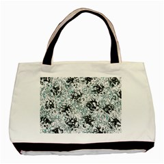 Abstraction Basic Tote Bag (Two Sides)