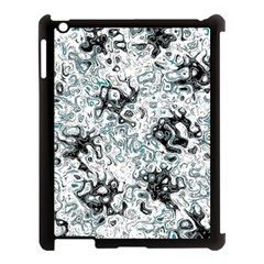 Abstraction Apple iPad 3/4 Case (Black)