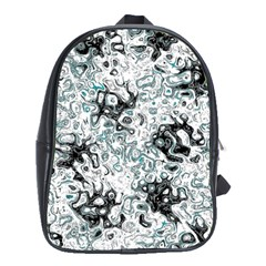 Abstraction School Bags (XL)
