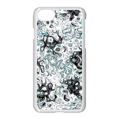 Abstraction Apple iPhone 7 Seamless Case (White)