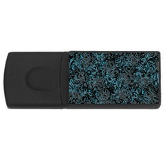 Abstraction USB Flash Drive Rectangular (1 GB)