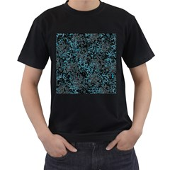 Abstraction Men s T-Shirt (Black)