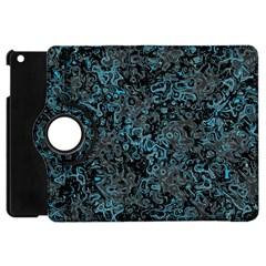 Abstraction Apple iPad Mini Flip 360 Case