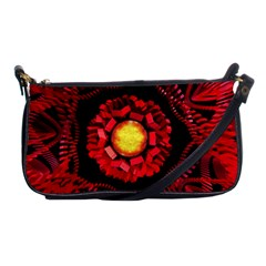 The Sun Is The Center Shoulder Clutch Bags