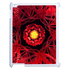 The Sun Is The Center Apple Ipad 2 Case (white)