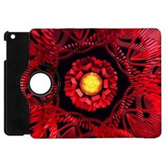 The Sun Is The Center Apple iPad Mini Flip 360 Case