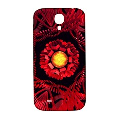 The Sun Is The Center Samsung Galaxy S4 I9500/I9505  Hardshell Back Case