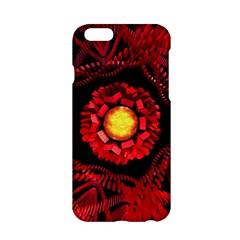 The Sun Is The Center Apple iPhone 6/6S Hardshell Case