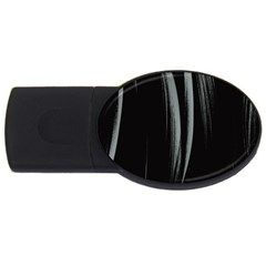 Abstraction USB Flash Drive Oval (4 GB)