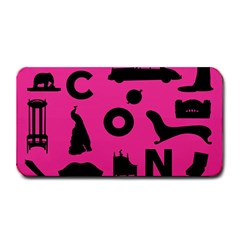 Car Plan Pinkcover Outside Medium Bar Mats