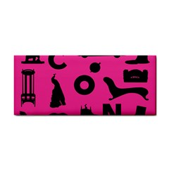 Car Plan Pinkcover Outside Cosmetic Storage Cases