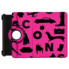 Car Plan Pinkcover Outside Kindle Fire HD 7