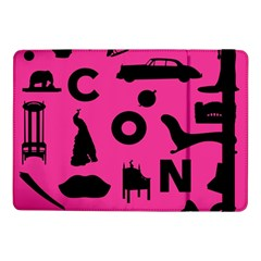Car Plan Pinkcover Outside Samsung Galaxy Tab Pro 10 1  Flip Case