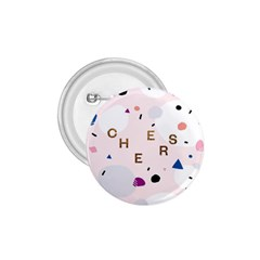 Cheers Polkadot Circle Color Rainbow 1.75  Buttons