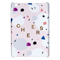 Cheers Polkadot Circle Color Rainbow Apple iPad Mini Hardshell Case