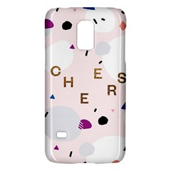 Cheers Polkadot Circle Color Rainbow Galaxy S5 Mini
