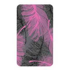 Feathers Quill Pink Grey Memory Card Reader