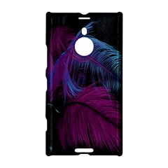 Feathers Quill Pink Black Blue Nokia Lumia 1520