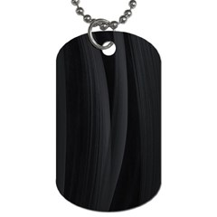 Abstraction Dog Tag (One Side)