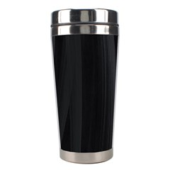 Abstraction Stainless Steel Travel Tumblers