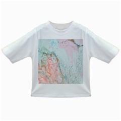 Geode Crystal Pink Blue Infant/Toddler T-Shirts