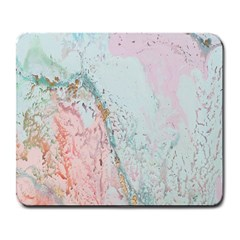 Geode Crystal Pink Blue Large Mousepads