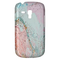 Geode Crystal Pink Blue Galaxy S3 Mini