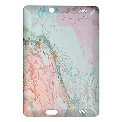 Geode Crystal Pink Blue Amazon Kindle Fire HD (2013) Hardshell Case