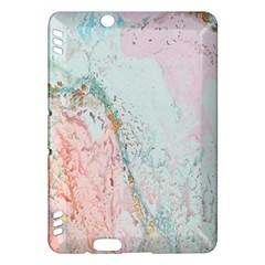 Geode Crystal Pink Blue Kindle Fire HDX Hardshell Case