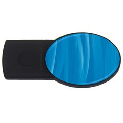 Abstraction USB Flash Drive Oval (2 GB)