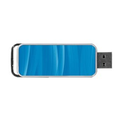 Abstraction Portable USB Flash (Two Sides)