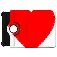 Heart Rhythm Inner Red Kindle Fire HD 7