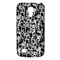 Deskjet Ink Splatter Black Spot Galaxy S4 Mini