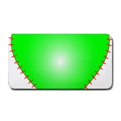 Heart Rhythm Inner Green Red Medium Bar Mats