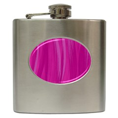 Abstraction Hip Flask (6 oz)