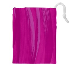 Abstraction Drawstring Pouches (XXL)