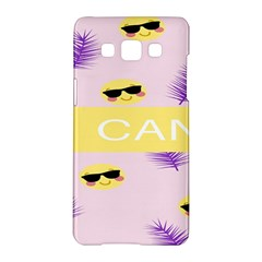 I Can Purple Face Smile Mask Tree Yellow Samsung Galaxy A5 Hardshell Case