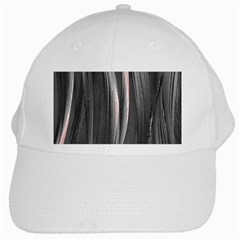 Abstraction White Cap
